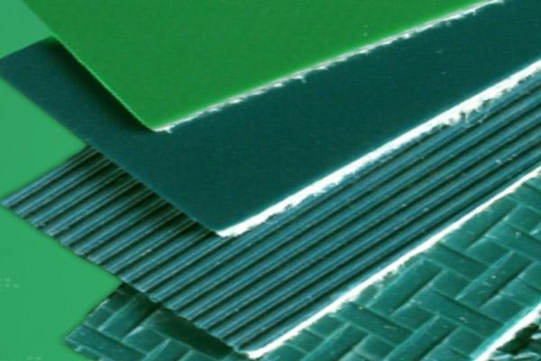 Pvc Yeşil Konveyör Bantlar